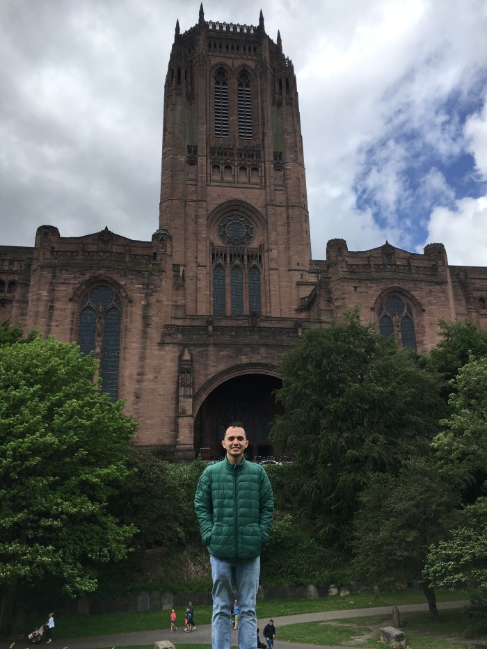 Liverpool Anglican Cathedral, Liverpool, England